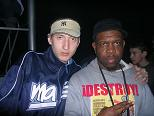ft. Jeru The Damadja (NY)(Москва 2005)